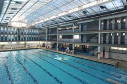 Piscine Pontoise-Club Quartier latin