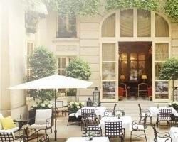 Jardin D Hiver Restaurant Paris