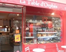 La Table d'Orphée