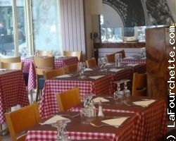 Restaurant Le Chaillot