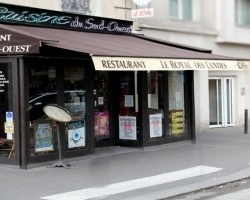 Restaurant Le Royal des Landes