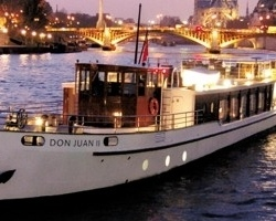 Restaurant Don Juan II - Yachts de Paris