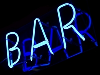 Bar Golden Black